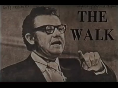 Vain Glory ~ John Robert Stevens, Violent Intercession, The Walk ~ Documentary by Tony Cox