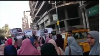 دحر الإنقلاب - طلاب جامعة المنصورة