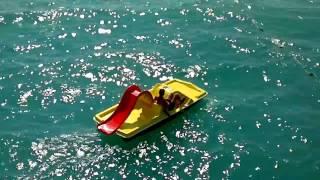 Черное море село ольгинка  пляж(Август на море бархатный сезон., 2013-08-16T08:14:47.000Z)