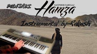 Hamza-Satinder Sartaaj's-Instrumental by Rakesh