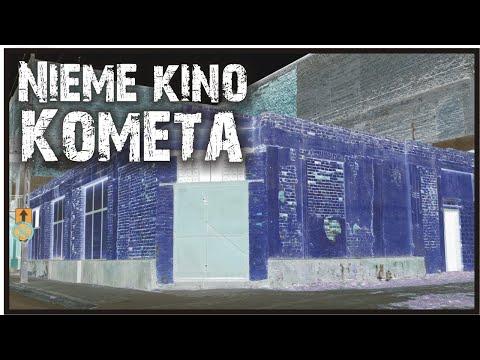 "Nieme Kino ""Kometa""/Silent Cinema ""Comet"""