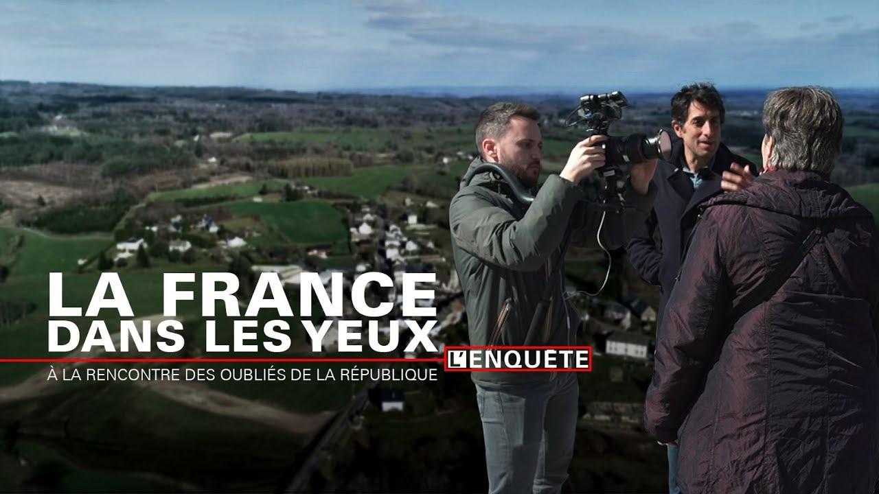 La France dans les yeux - L'enquête BFMTV