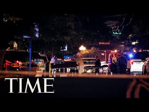 Dayton Shooting Lasted Just 32 Seconds And Left 9 Dead: Footage | TIME