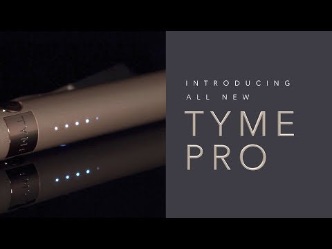 TYME Iron Pro:  Introducing the all NEW TYME Iron Pro!
