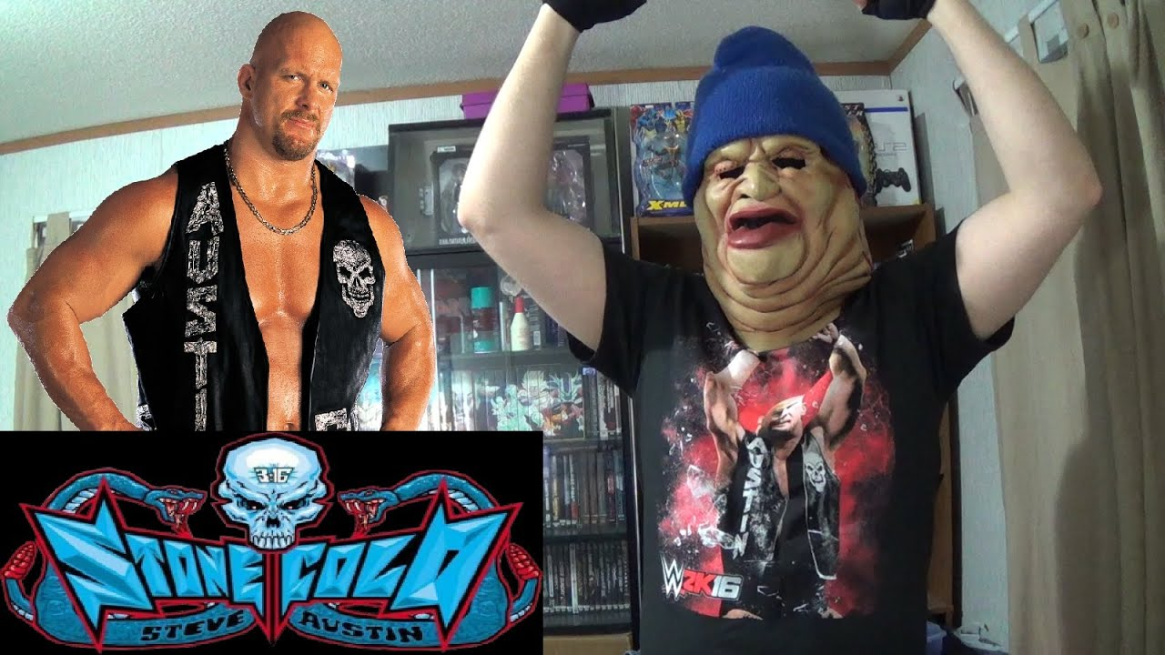 my stone cold steve austin merchandise youtube