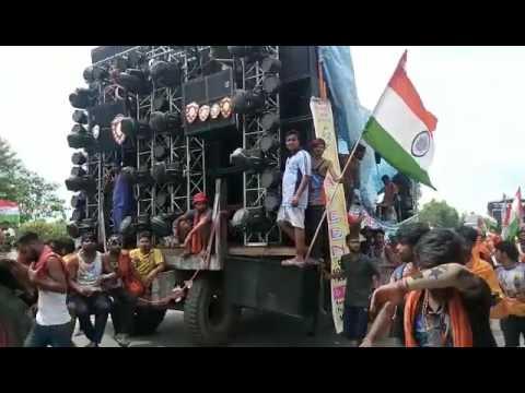 2018 kA No  1 Dj battel || Kasana Dj vs Praveen Dj || NEW IN MEERUT