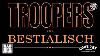 TROOPERS - GEWALT - ALBUM: BESTIALISCH - TRACK 06