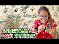 A EMPREGADA QUE FICOU MILIONÁRIA! - EPISÓDIO 1 - KIDS FUN