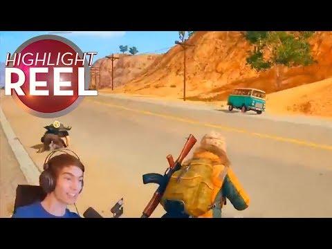Highlight Reel #380 - Fear The Magic Flying Terror Van