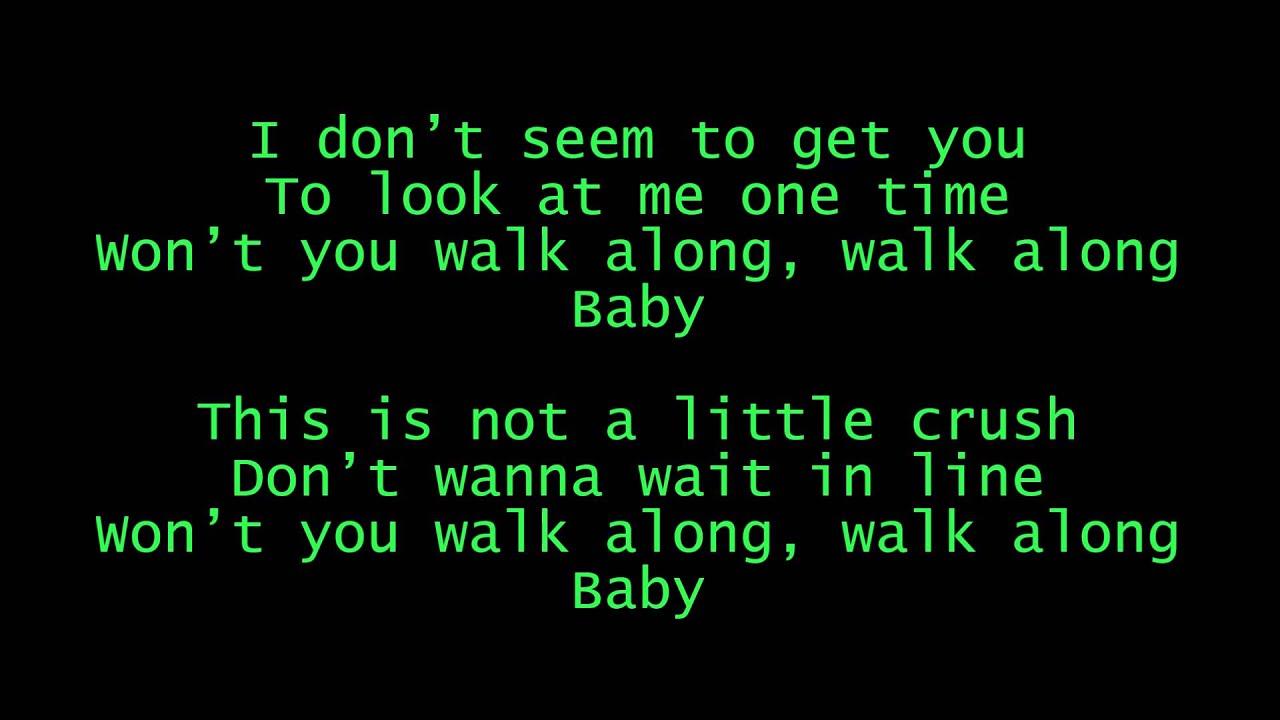 Expose - Walk Along With Me Lyrics | MetroLyrics