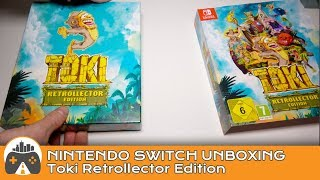 [Unboxing] Toki Retrollector Edition