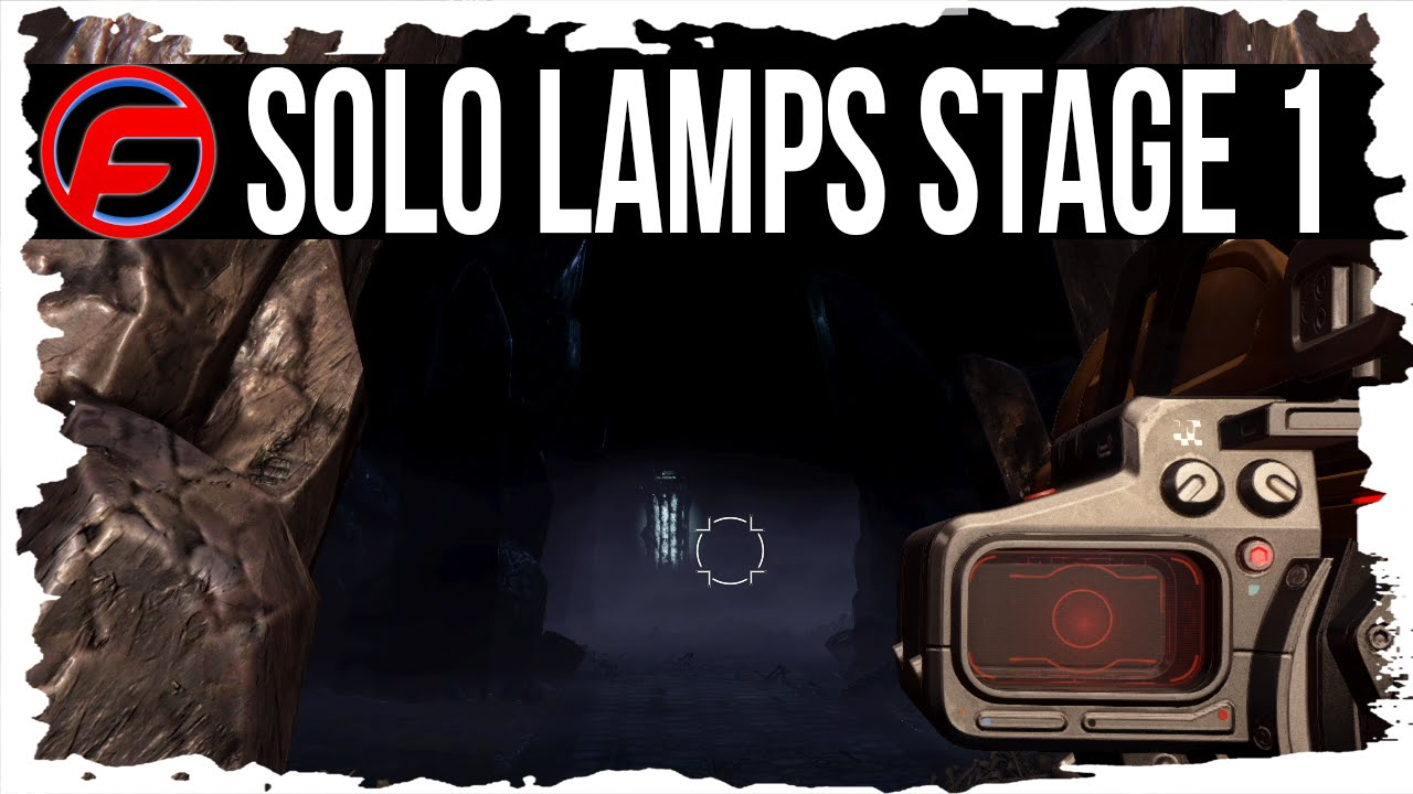 Destiny how many lamps are in crotas end - Destiny Crotas End Raid Solo Stage 1 Lamp Lights Solo Stage 1 In Raid Crota S End Solo Guide