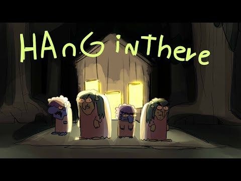 D&D Story - HAnG In There!