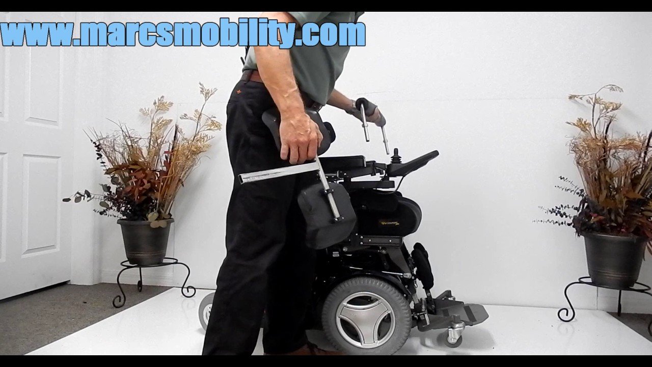 276c5251e290 Permobil C500 VS Standing Power Chair by Marc's Mobility