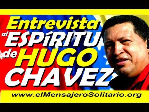 Entrevista al Espiritu de Hugo Chavez | Santero, brujeria | El Mensajero Solitario.org