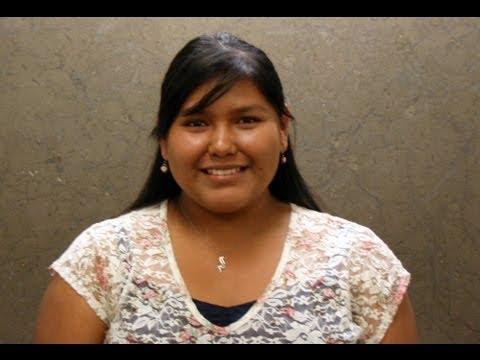 American Indian Education Fund Scholarship Recipient: Brandie