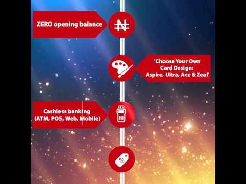 Zenith Bank Aspire Video