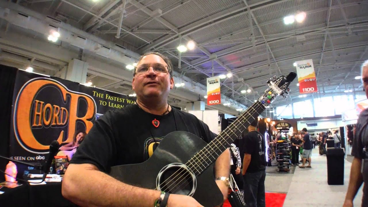 summer namm 2015 chord buddy guitar learning system as seen on shark tank youtube. Black Bedroom Furniture Sets. Home Design Ideas