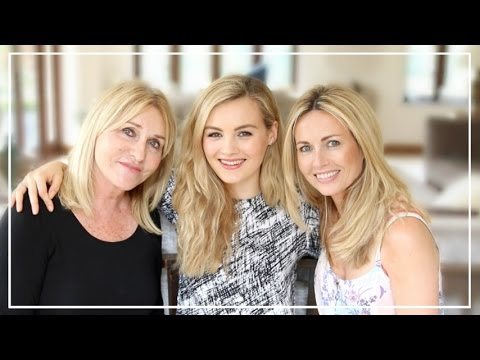 Beauty Tips With My Mum & Grandma | Niomi Smart