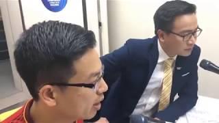 Cảm xúc của BLV Tạ Biên Cương trong loạt sút penalty đưa U23 Việt Nam vào Chung kết Châu Á