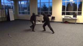 Video Epic Ninja Demo At YMCA - Fight Scene V1 download MP3, 3GP, MP4, WEBM, AVI, FLV Desember 2017