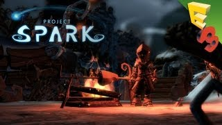 Project Spark! Make Your Own Xbox One Games