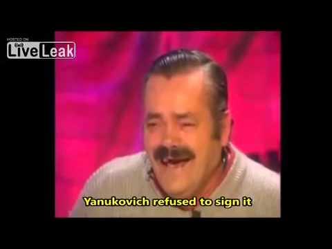 El Risitas on Ukraine-EU Netherlands Referendum