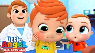 Kebanyakan Makan Permen, Sakit Gigi! 🍭🍬Lagu Anak | Little Angel Bahasa Indonesia