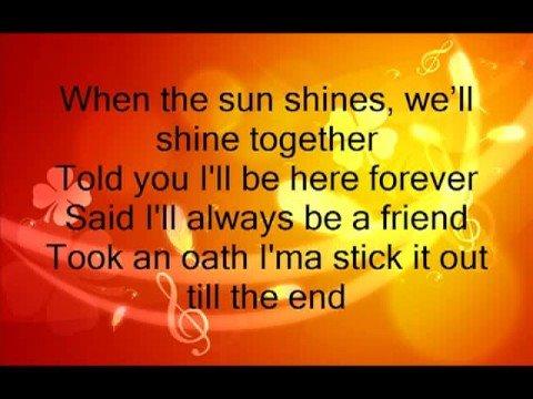 Rihanna - Umbrella (Karaoke/Instrumental)