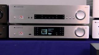 Cambridge Audio CXN digital preamp & network player | Crutchfield video