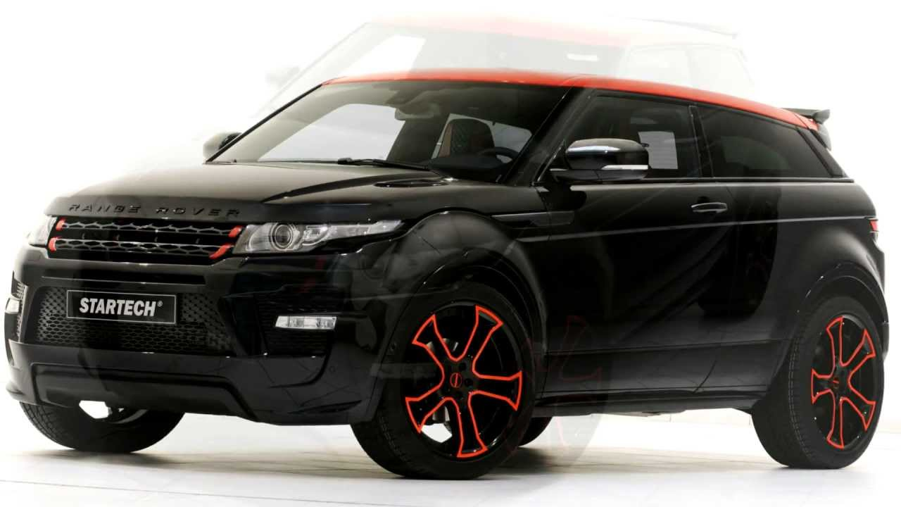 startech range rover evoque youtube. Black Bedroom Furniture Sets. Home Design Ideas