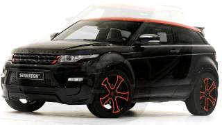 Startech Range Rover Evoque 2011 Videos