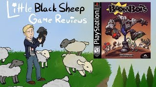 Boombots (PSX) - Little Black Sheep Game Reviews
