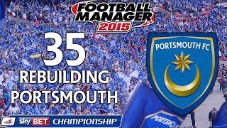 Rebuilding Portsmouth - Ep.35 Baptism Of Fire (West Brom) | Football Manager 2015(The aim of this football manager 2015 series will be to take Portsmouth back to the Premier League after their disastrous fall from grace . Moving forward my aim ..., 2014-11-28T20:00:12.000Z)