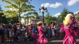 Disneyland Paris Parade (21.08.15)