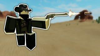 Western Frontier DarkRP Kill Montage - Roblox