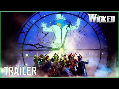 Wicked UK |  The Award-Winning Musical (2min Official Trailer)