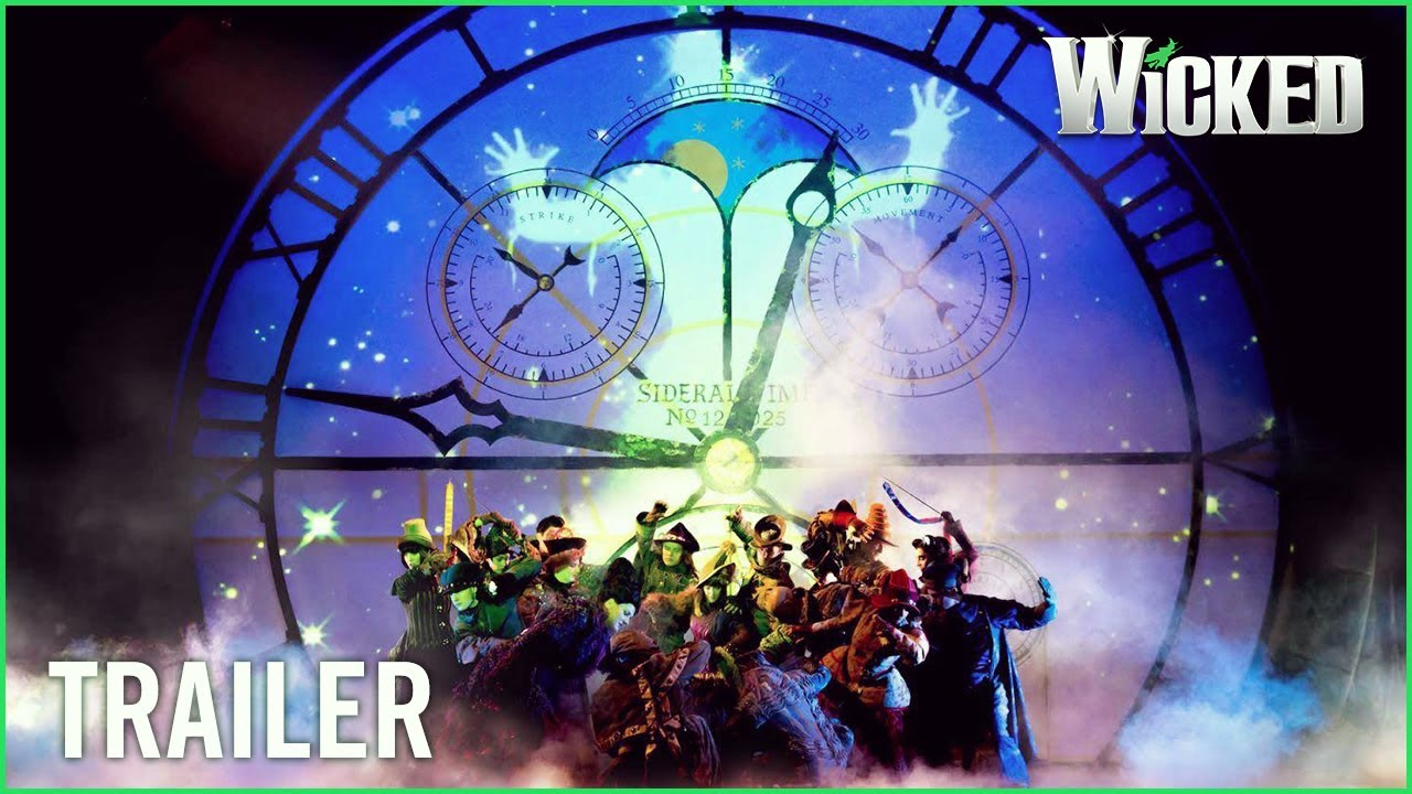 Wicked UK | The Award-Winning Musical | (2min Official Trailer)