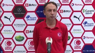 """Orhun Ene: """"Bu turnuvada her ülke kadar bizim de şansımız var"""""""