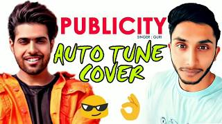 GURI - PUBLICITY COVER (AUTO-TUNE Version COVER )   DJ Flow   GeetMP3   MANI BHATIA