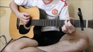 Phía Sau Một Cô Gái ( Guitar Cover) - ft Soobin Hoàng Sơn