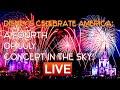 🔴LIVE. Celebrate America: A 4th of July Concert in the Sky! The Magic Kingdom.