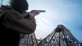 Pigeon Shooting with AimCam Glasses
