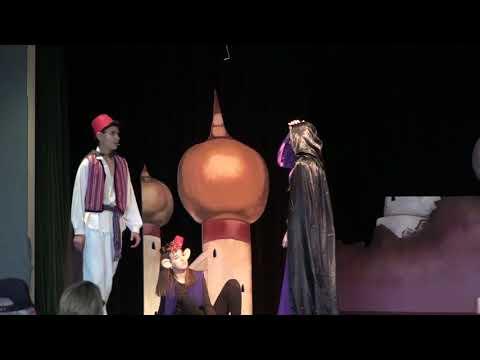 Trinity Springs Middle School Theatre Presents Aladdin Jr.