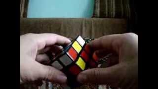 Видео урок по сборке кубика рубика 3x3 часть 1