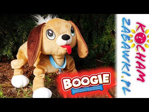 Epee • Boogie Psi Rozrabiaka, Kundelek • Interaktywny Piesek • Unboxing