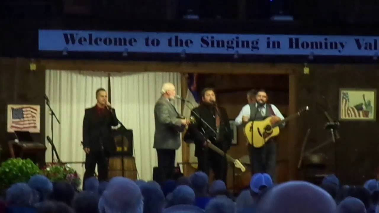 Burden Bearer - Doyle Lawson & Quicksilver - Bluegrass Today