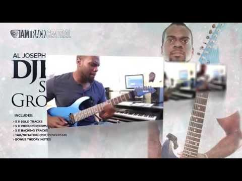 AL JOSEPH - Djent Style Grooves | JTCGuitar.com