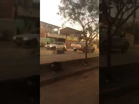 Internautas se revoltam com o vídeo de um animal arrastado pelas ruas de Barreiras