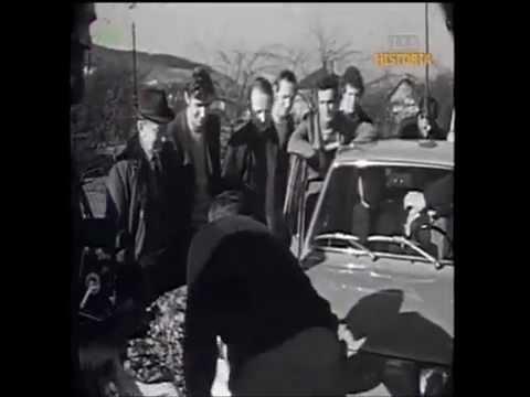 PRL 1973 Krótki film o Fiacie 126p (historia z lat 1973-94)